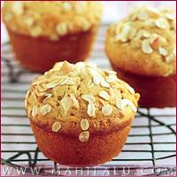 Apple  Oat Cake Recipe