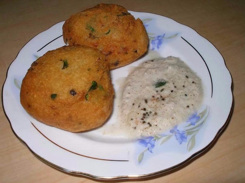 Mysore Bajji Recipe