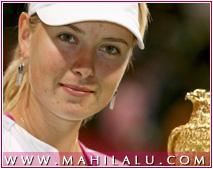 Maria Sharapova Success Story