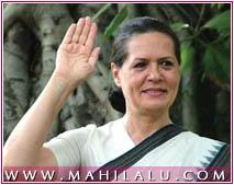 Sonia Gandhi Success story