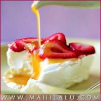 mango yogurt cheese cake