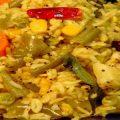 vegetable khichidi recipe