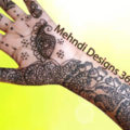 Mehndi designs for marriage Functions
