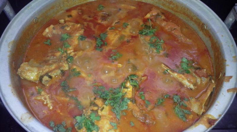 Chepala Pulusu Recipe