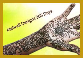 Full Hand Henna Designs
