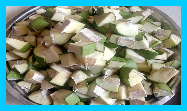 how to make mango pickle,