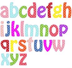 ABCD Alphabets