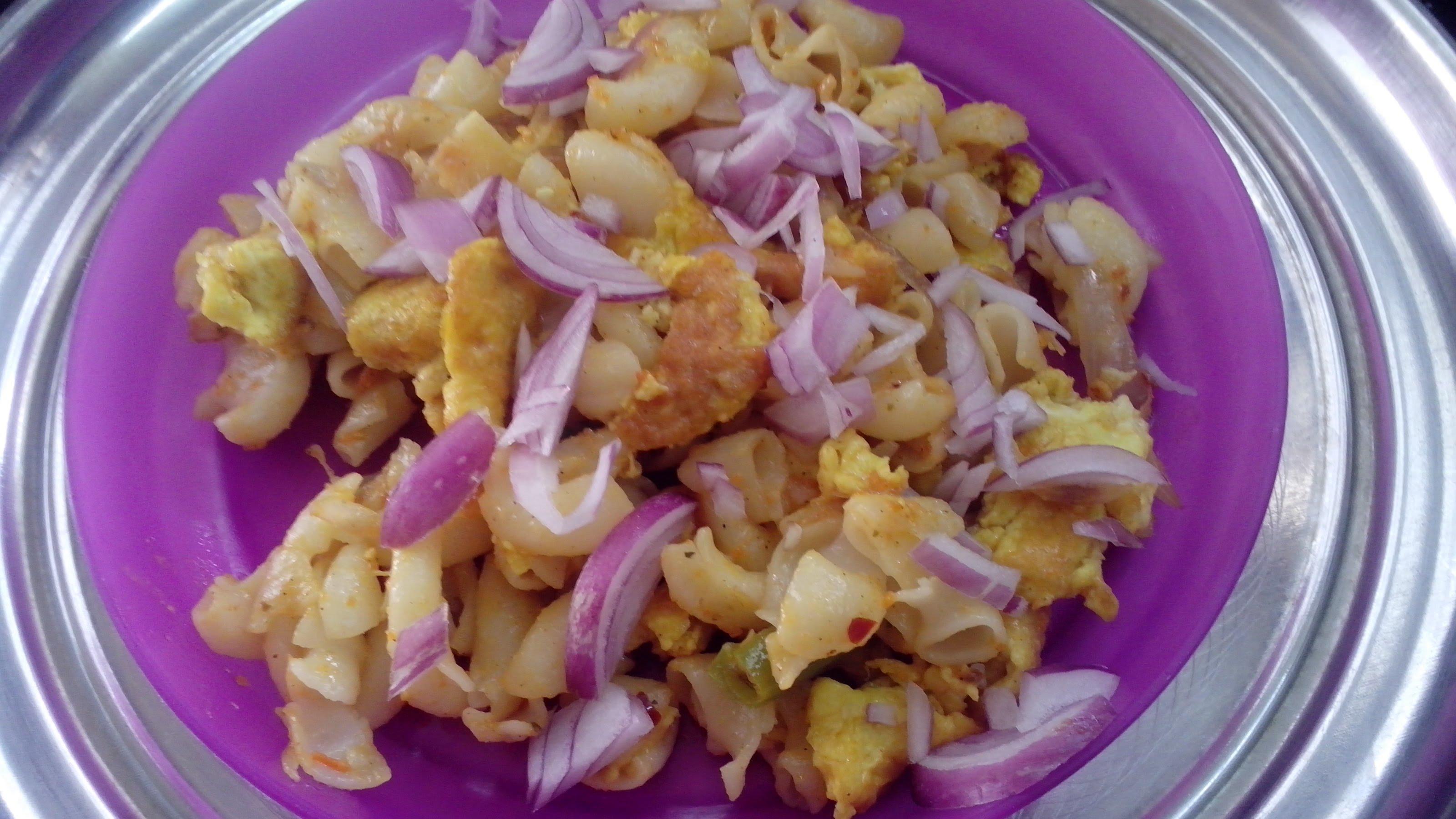 Egg Pasta Recipe Preparation