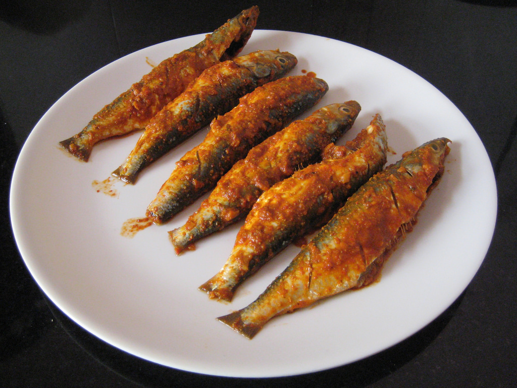 Andhra Fish Fry Recipe