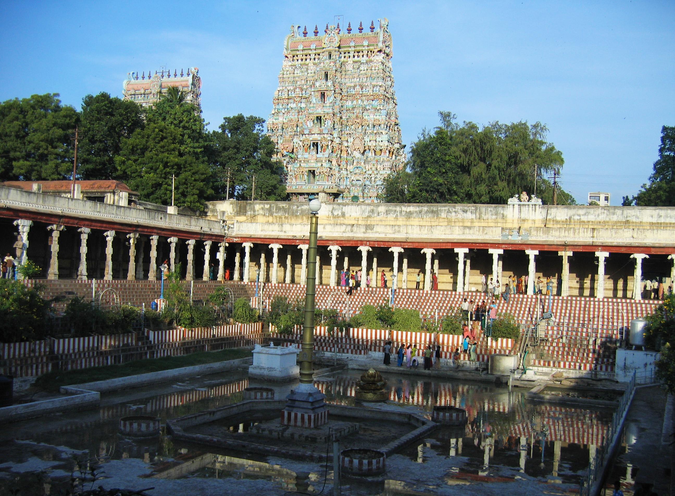 History of Meenakshi Temple Madurai