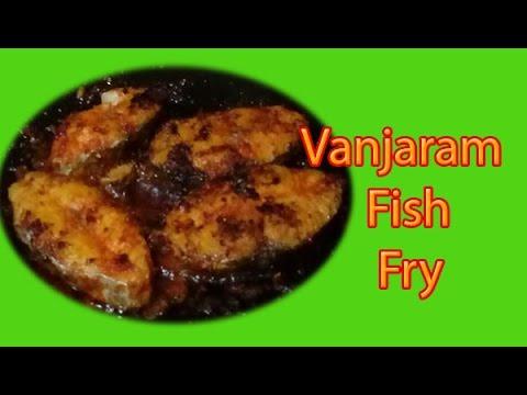 vanjaram fish fry