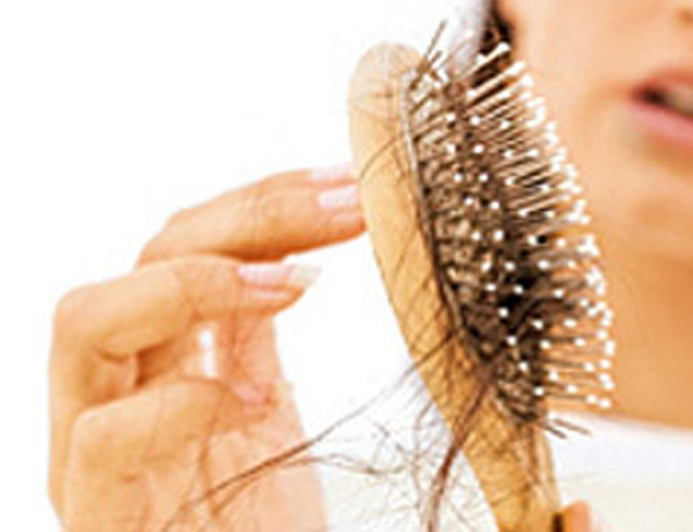 Natural Remedies for Hairfall