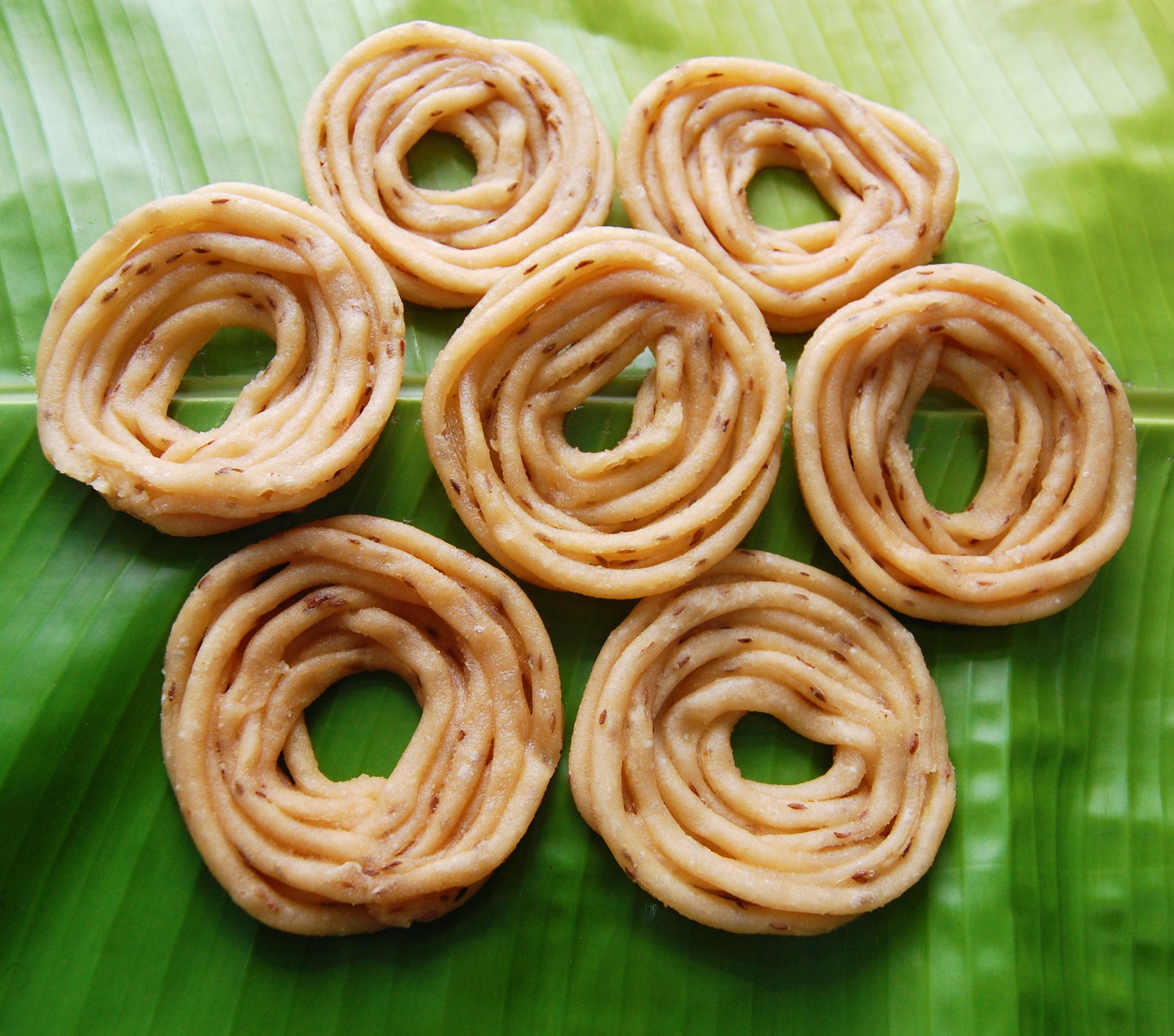 Crispy Murukulu Recipe