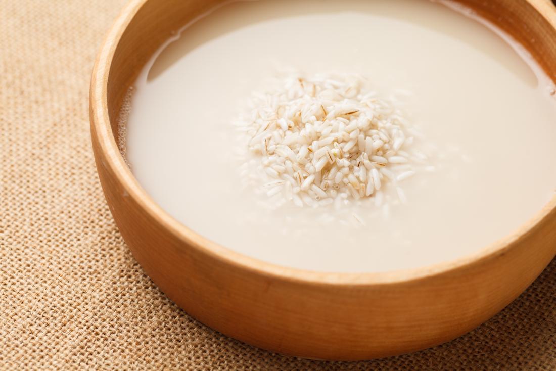 Rice Water Benefits