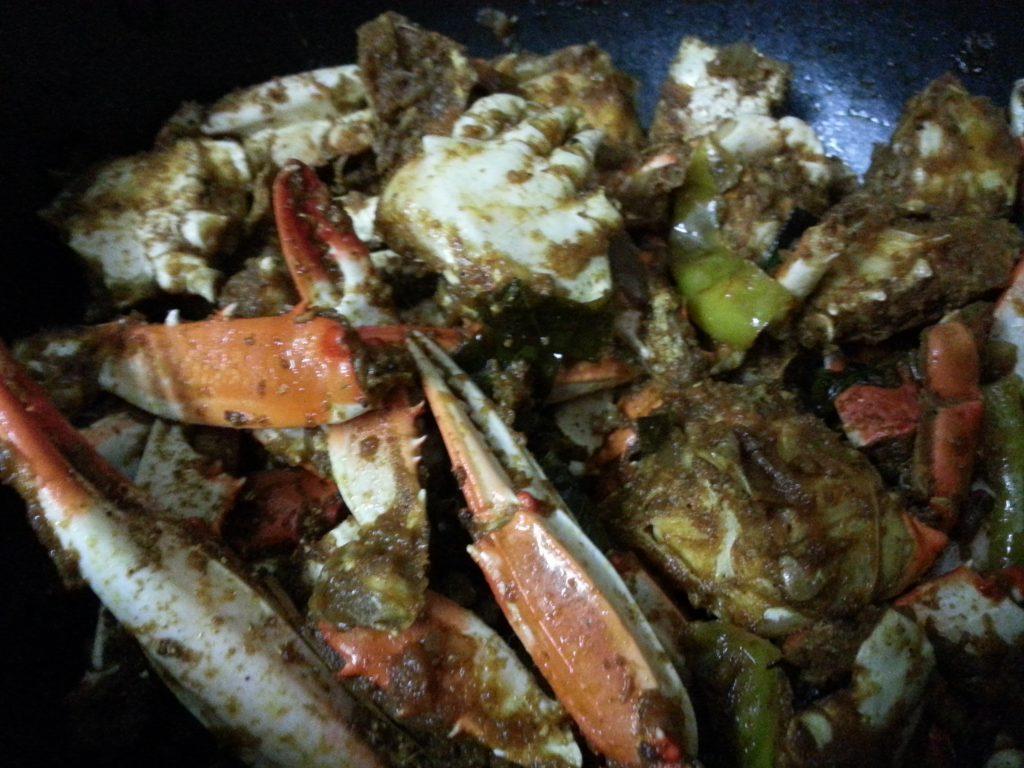Crab Iguru Recipe