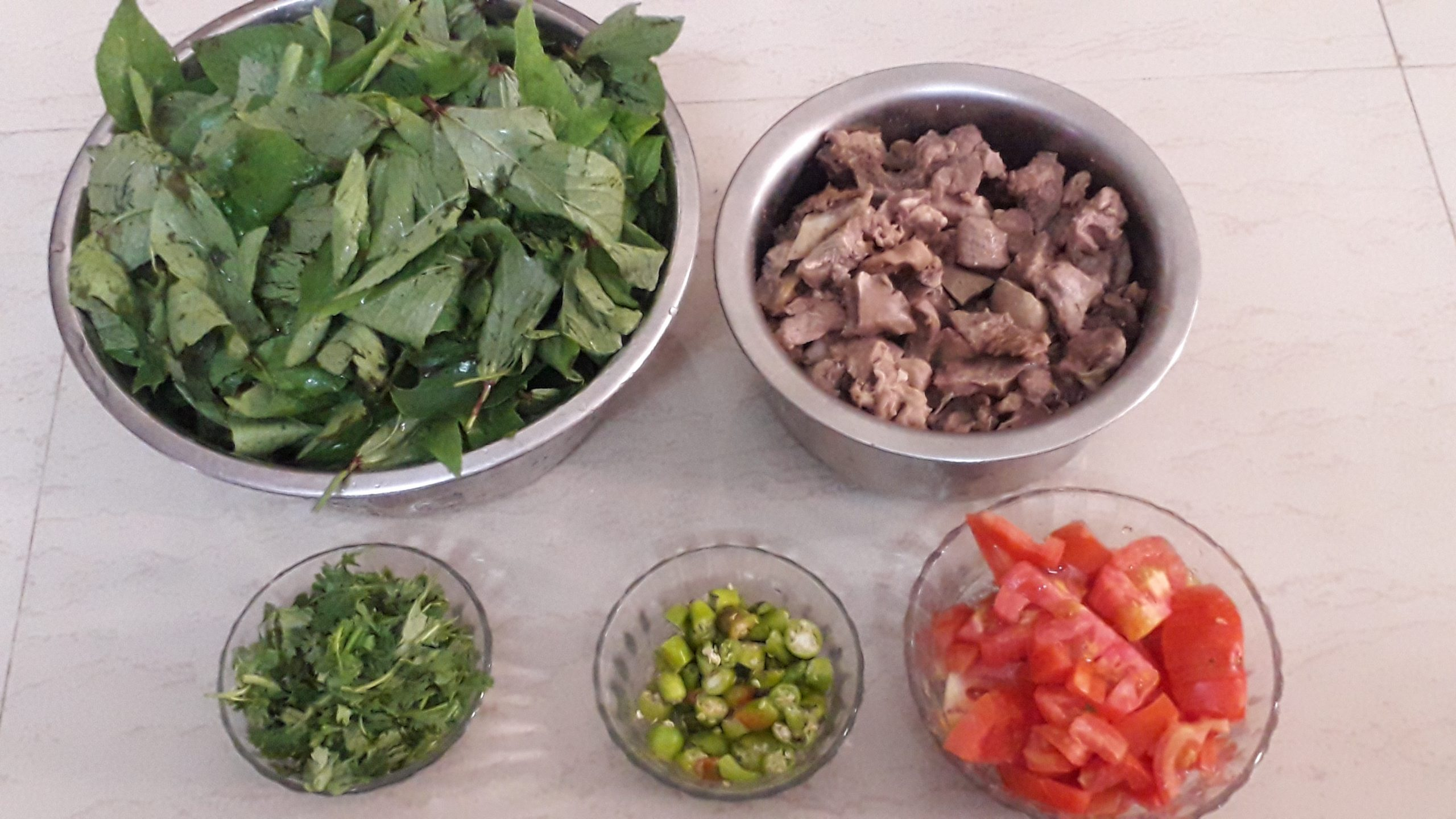 Gongura Mutton Recipe